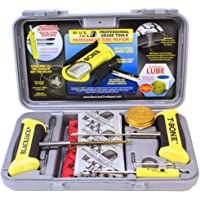 BLACK JACK TIRE REPAIR Truck Repair Kit w/ 35 Rep