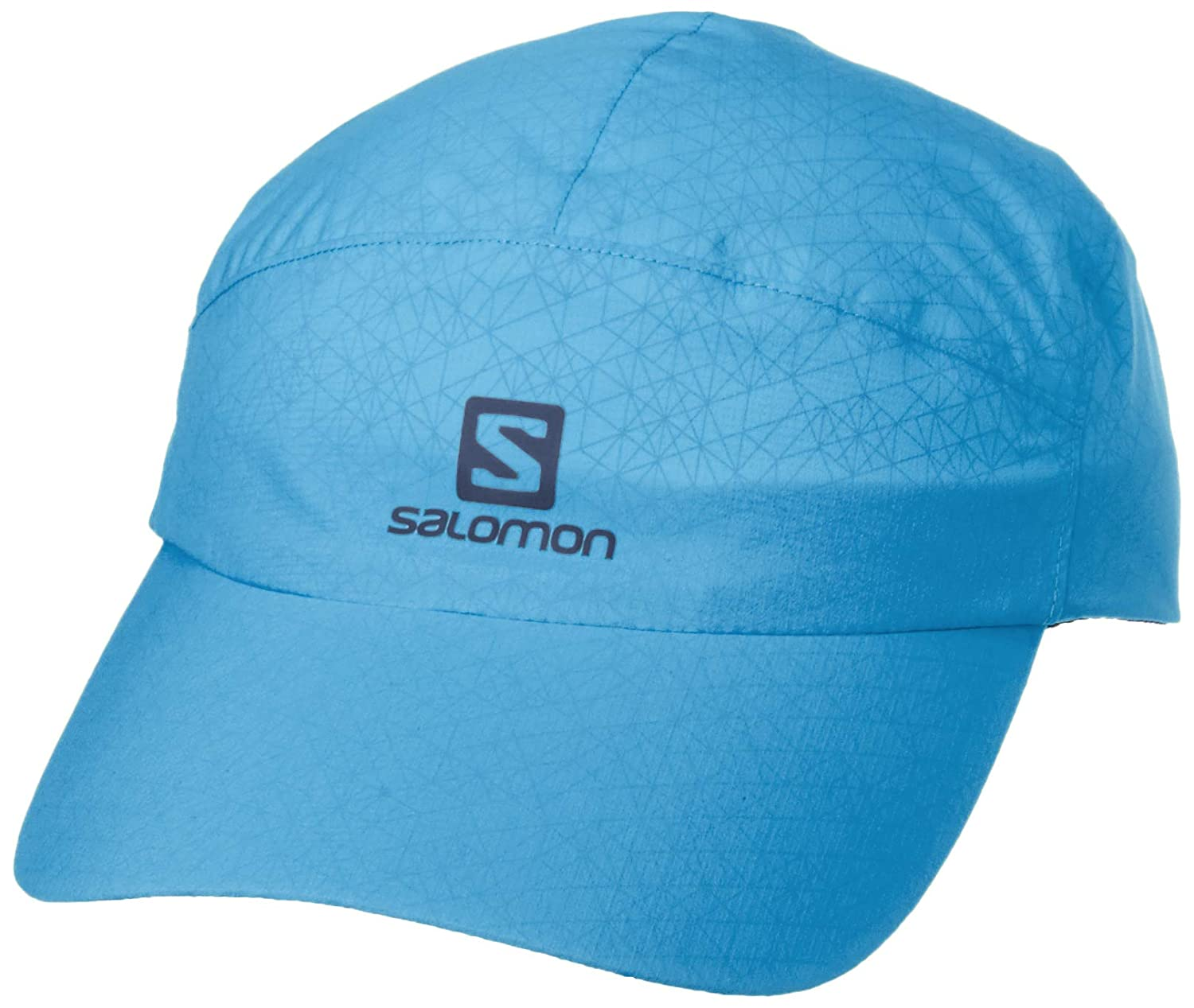 SALOMON Cap Waterproof Cap - Gorra, Unisex Adulto, Azul(Hawaiian ...