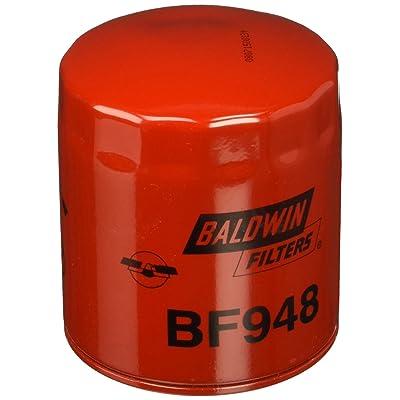 Baldwin BF948 Heavy Duty Diesel Fuel Spin-On Filter: Automotive