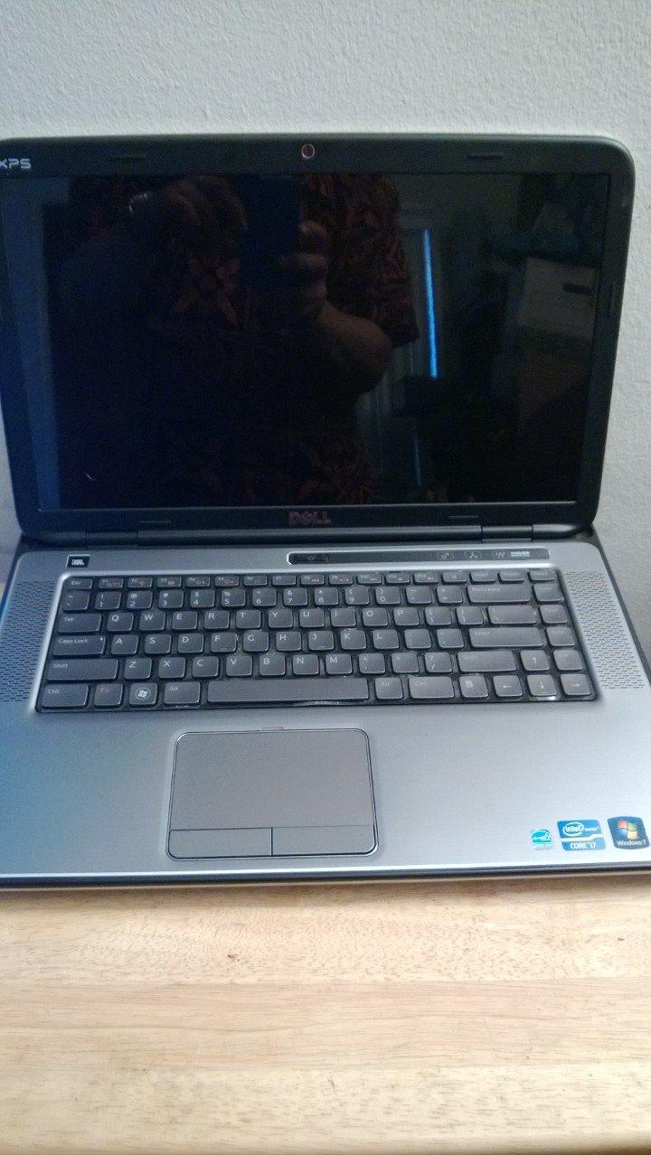 DELL XPS 15 (L502x) Notebook Intel Core i7 2670QM(2.20GHz) 15.6