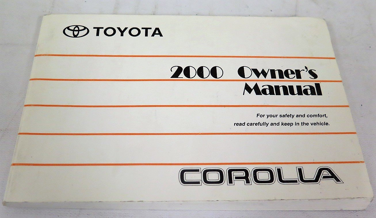 Toyota Corolla Owners Manual: What to do if... (Troubleshooting)