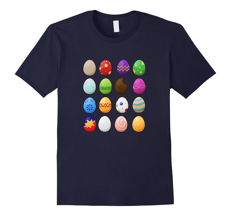 Easter Eggs Egg Hunt T-Shirt-CD