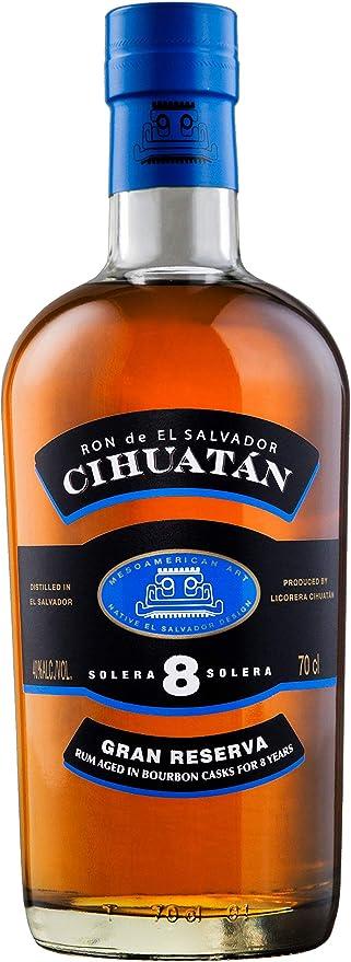 Cihuatán Cihuatán 8 Solera Gran Reserva 40% Vol. 0,7L In Giftbox - 700 ml