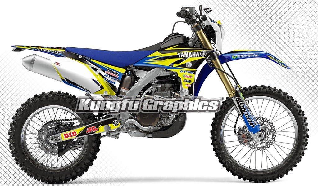 Sticker Kit fits Yamaha WR 450 2012 2013 2014 2015