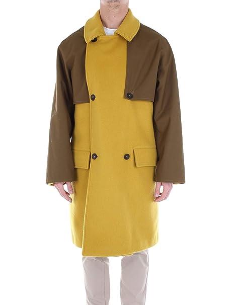 Herno CA02MI0333303 Cappotto Uomo: Amazon.it: Abbigliamento