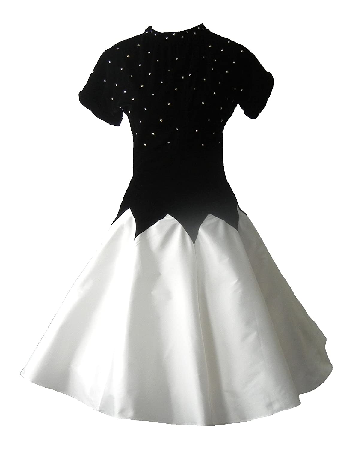 1950s Vintage Style Pin Up Rockabilly Party Dress