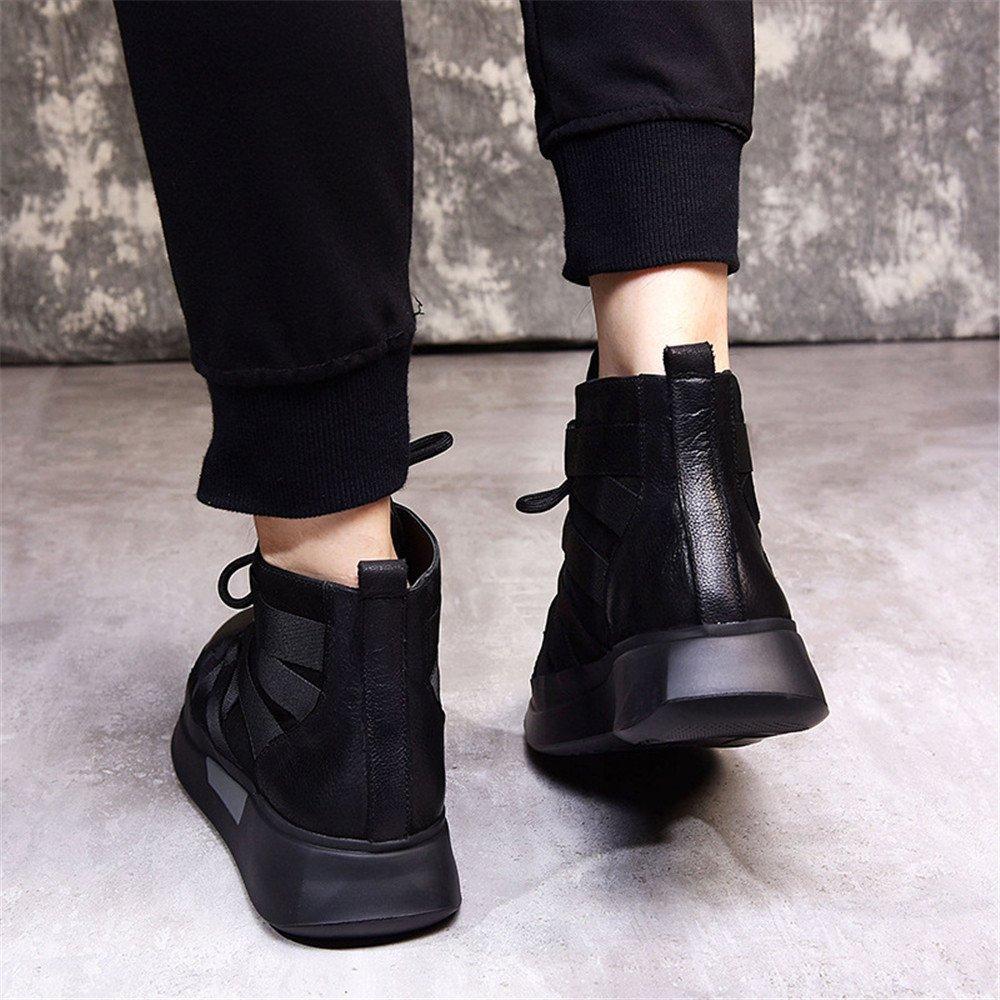 Lixus dicke hintern martin stiefel sind dicke boden boden boden martin stiefel stiefel stiefel matte,schwarz,43 460e47