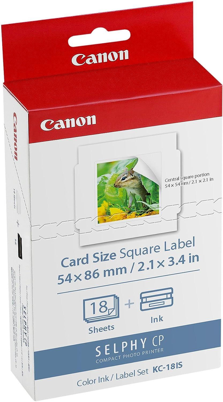 Canon RP-108 Carta, Formato Cartolina 100 x 148 mm, 4x6, Bianco 4x6 Cannon cartafotografica cartefotografiche