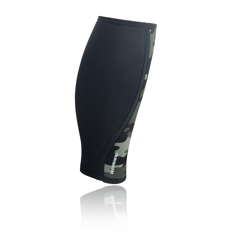 Rehband RX de Pantorrilla Vendaje Vendaje Vendaje 5 mm, camuflaje/Negro, L, 106317-4 38adf5