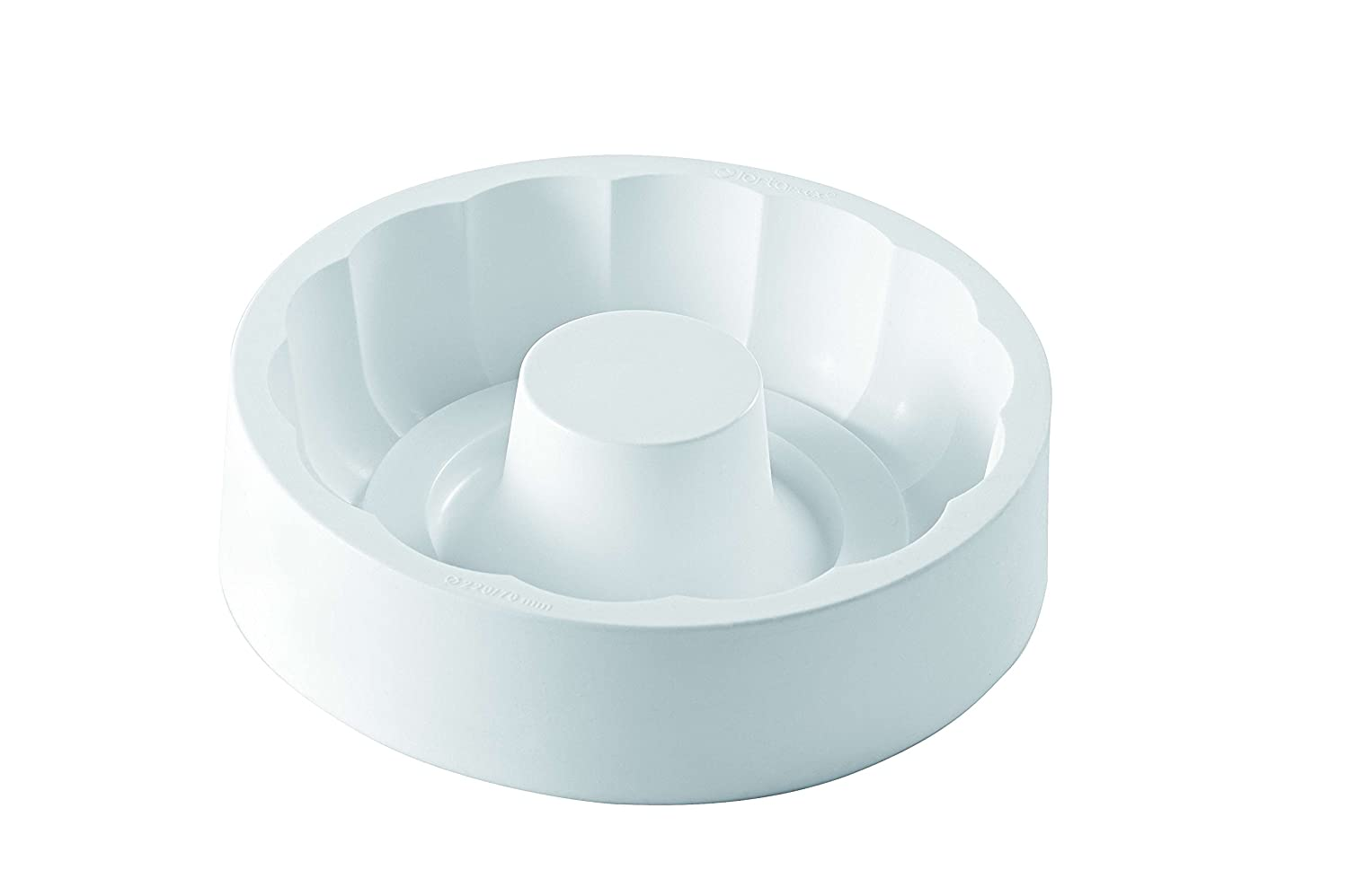 Silikomart Silicone Fancy and Function Bakeware Collection Tube Cake Pan, Armony