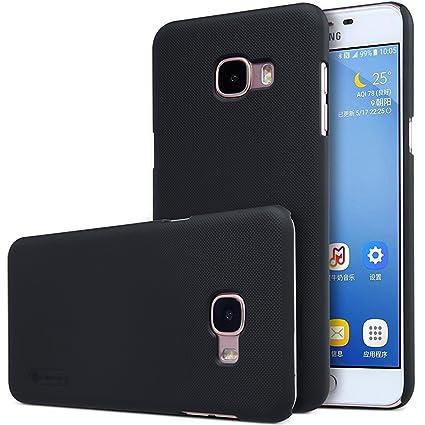 the best attitude 8b4ae ad0eb Amazon.com: For Galaxy C5 Case,Nillkin [With Screen Protector ...