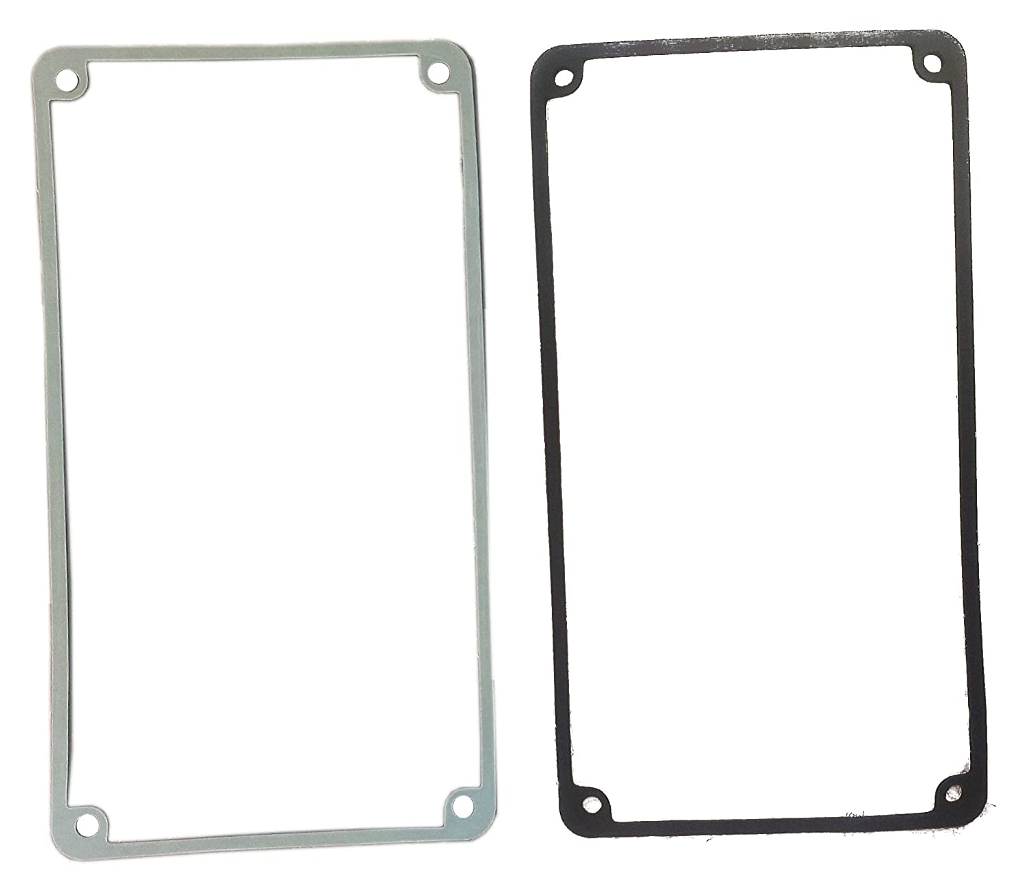 Hammond 1590PGASKET Silicone Gasket Inches 6.01 x 3.24 mm 153mm x 82mm 2 pack
