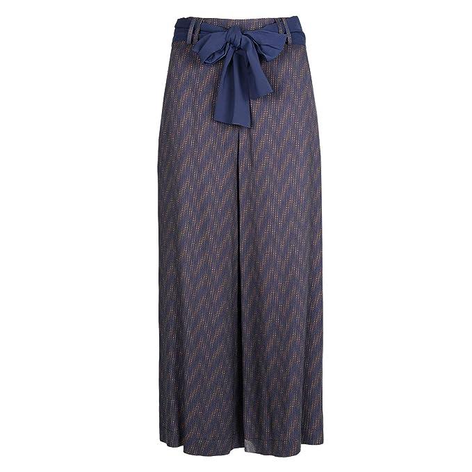 low cost 1e7db c3bc7 PATRIZIA PEPE Pantalone Donna 44 Blu 8p0110/a2hm Primavera ...