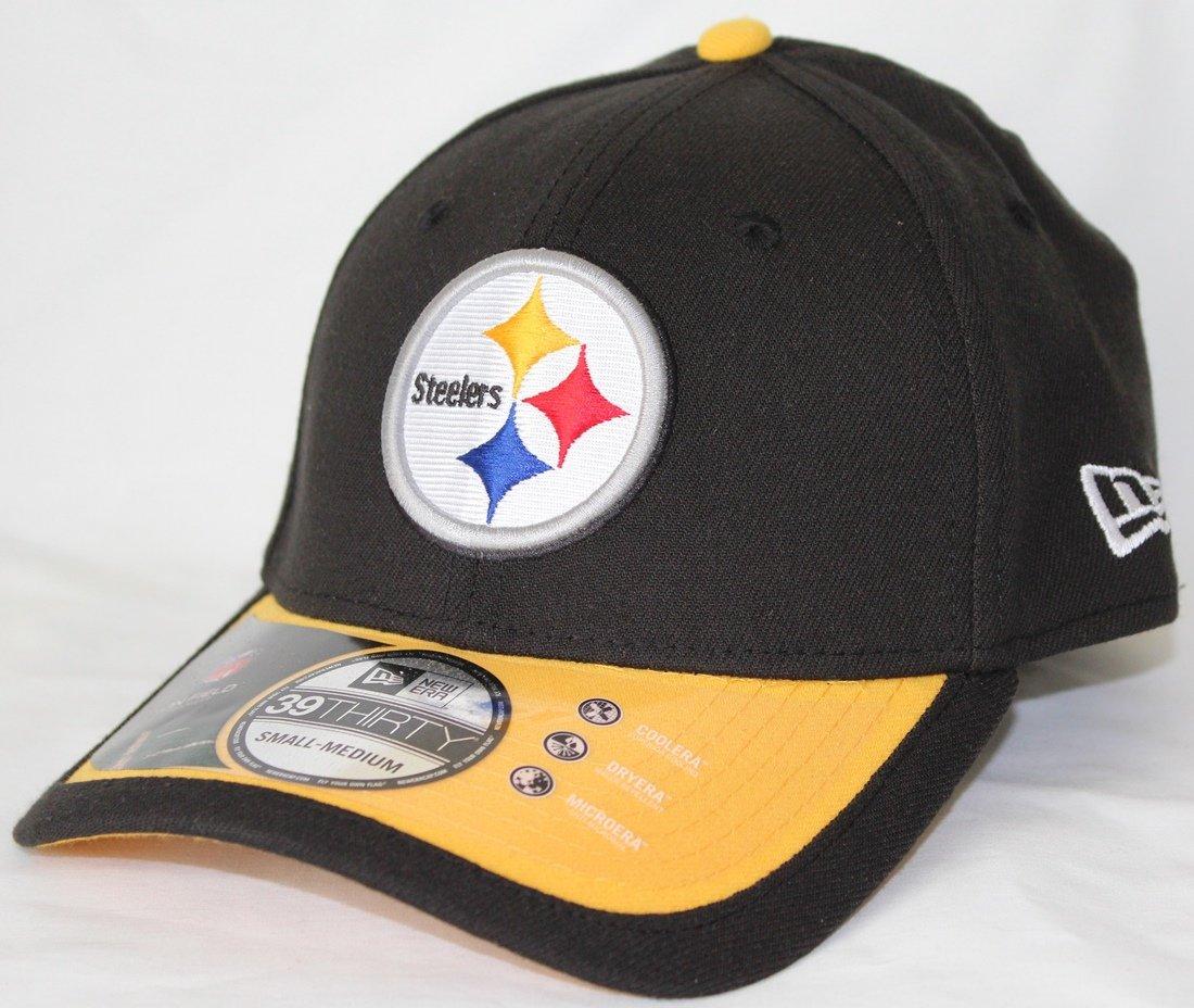 408d2348 New Era Cap NFL15 Sideline 3930 PITSTE OTC Caps, Medium/Large ...