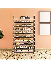 Shoe Organizers Amp Racks Amazon Com