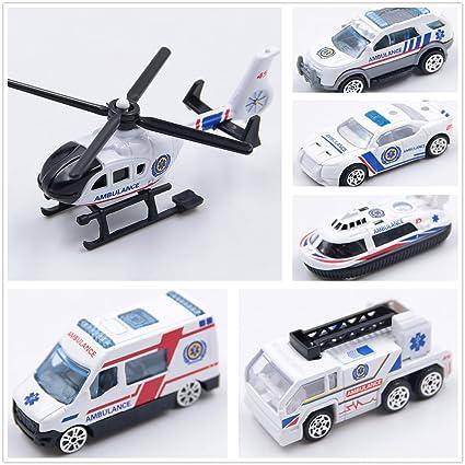 amazon com at mizhi 1 64 die cast vehicle gift set play vehicles