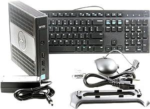 Dell Wyse Dx0D 5010 AMD G-T48E Dual-Core 1.40GHz 2GB DDR3 SDRAM 8GB SSD Gigabit Ethernet RJ-45 Citrix HDx Zero Client 4FM8P-SP-BBB