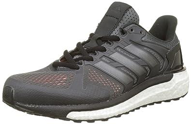 buy online e8c57 cccad adidas Unisex-Erwachsene Supernova ST Laufschuhe, Grau (Grey Fourcore  Black