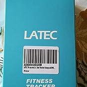 LATEC Pulsera Actividad [Última Versión], Pulsera de Actividad ...