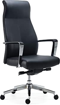 Staples Wincrest Bonded Leather Managers Chair