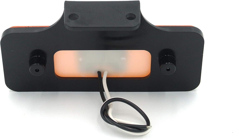 PILOTO LED GALIBO LATERAL LUZ DE POSIICON /ÁMBAR 12V 24V HOMOLOGADOS