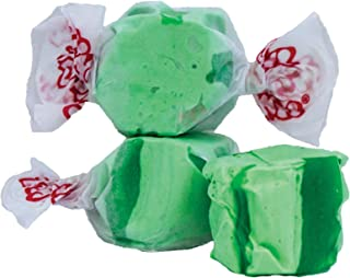 product image for Taffy Town Saltwater Taffy, Green Apple, 2.5Lb