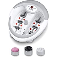 Beurer Deluxe Foot Bubble Spa with Motorised Attachments