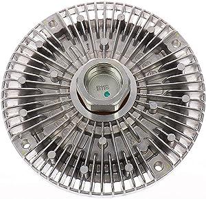 IRONTEK 078121350 Engine Cooling Fan Clutch fits AUDI A4 A6 S4 Radiator Fan Clutch