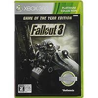 Fallout3 GAME OF THE YEAR EDITION プラチナコレクション【CEROレーティング「Z」】 – Xbox360【#Amazon  #通販 #Xbox 360  2019/10/10売れ筋ランキング16位】