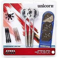 Unicorn 71828 Steel 600 23gr 3lü Çelik Uçlu Dart Oku Seti
