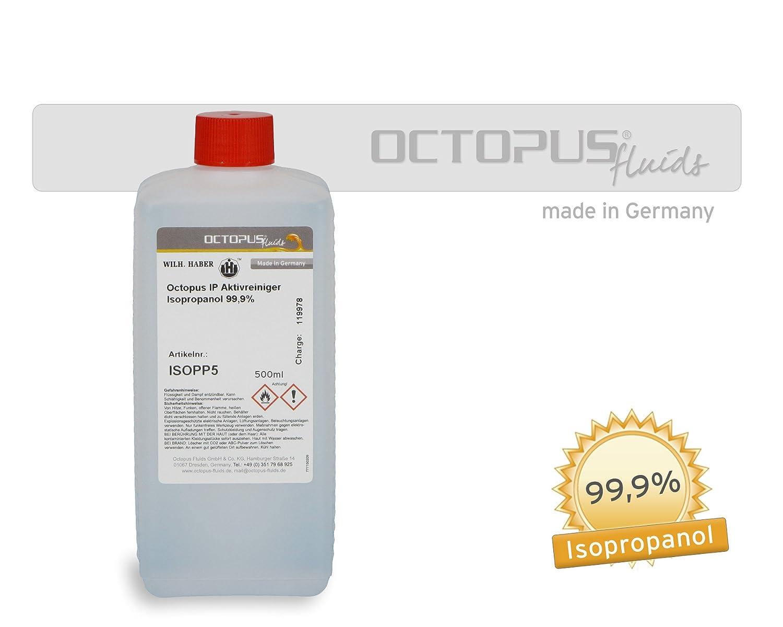 5 Liter Isopropanol 99,9%, das Allroundmittel zum gründlichen Reinigen, Fettlösen, Nagellackentfernen, uvm. Fettlösen