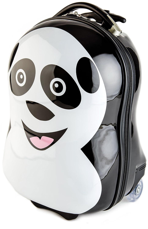 BRUBAKER Panda Suitcase for Kids Suitcase_Kids_Panda