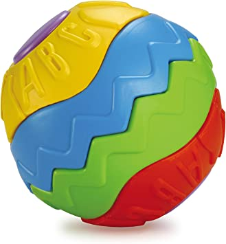 Lodestone Plastic Kids Puzzle Ball Which Can Be Transformed Into Many Shapes