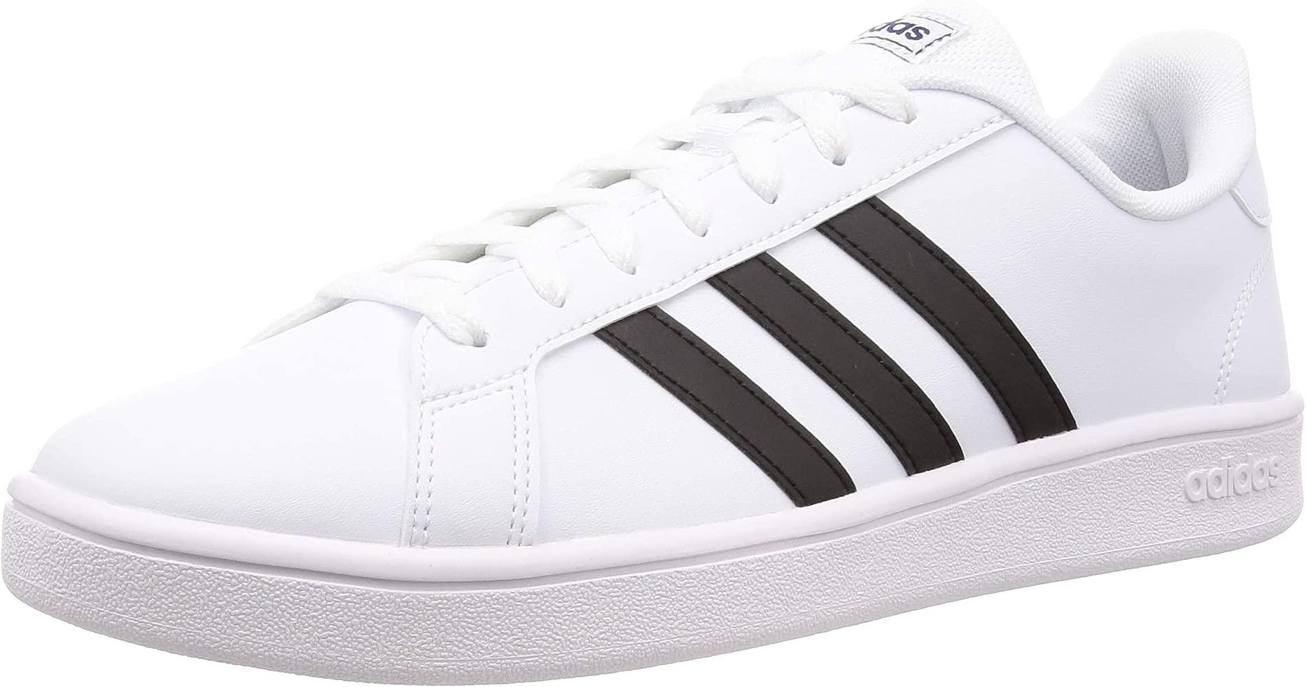 Adidas Zapatilla Base Casual Court Grand Blanco deQCxroBW