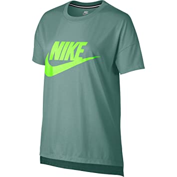 d7f8c7f1e170e Nike W Nsw Signal Tee Logo - kurzärmeliges T-Shirt Damen, Mehrfarbig, Größe