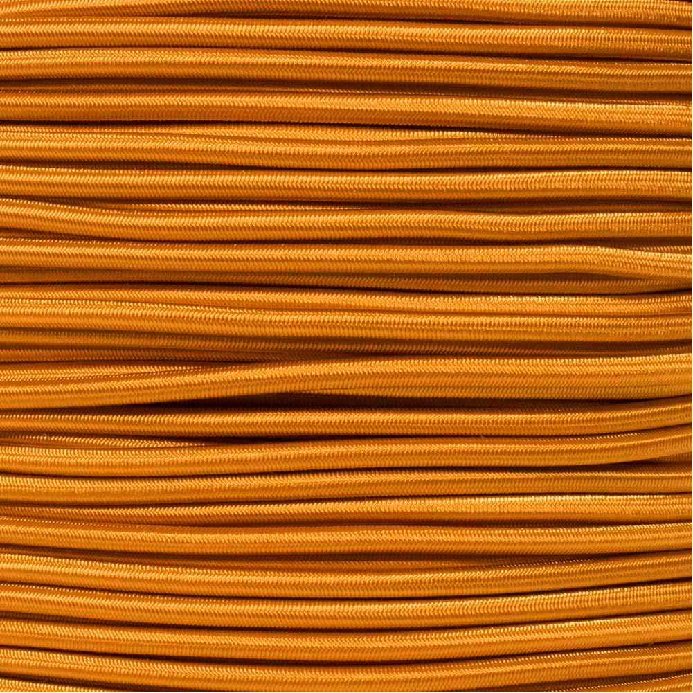 Elastic Bungee Nylon Shock Cord 2.5mm 1/32'', 1/16'', 3/16'', 5/16'', 1/8'', 3/8'', 5/8'', 1/4'', 1/2 inch PARACORD PLANET Crafting Stretch String 10 25 50 & 100 Foot Lengths Made in USA by PARACORD PLANET