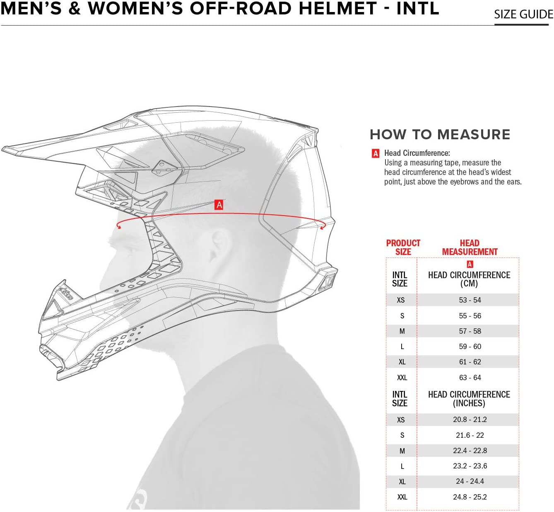 Alpinestars Unisex-Adult S.Tech S-M8 Contact Helmet Silver//Black Sm Multi, one/_size