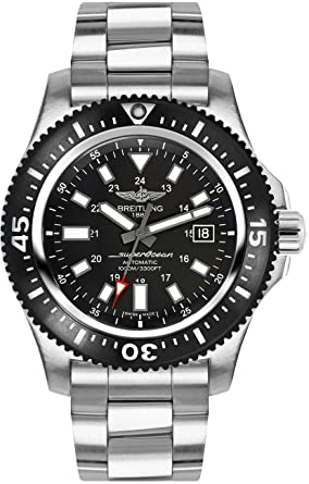 43b6840e70b Image Unavailable. Image not available for. Color  Breitling Superocean 44  Special Men s ...