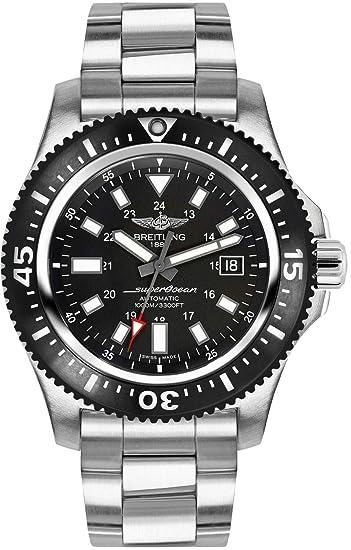 Breitling Superocean 44 especial hombres del reloj y1739310/bf45 - 162 A: Amazon.es: Relojes