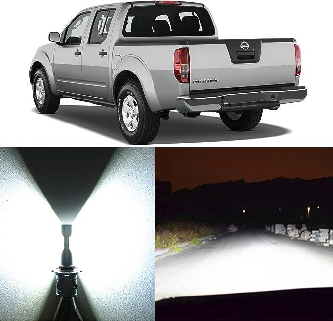 9007 HB5 LED Headlight Kit Plug/&Play for Nissan Sentra 1995-2003 High/&Low Beam