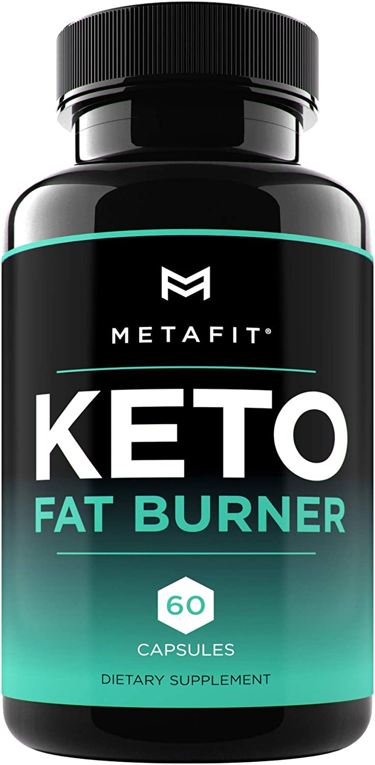 Keto Fat Burner Pills For Weight Loss