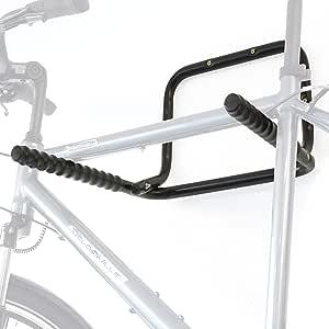 3 en 1 Soporte de Pared Horizontal Gancho de Pared para Colgar Bicicleta Gancho para Pedal Colgador de Bici Compatible con Todo Tipo de Bicicletas SKYSPER Soporte de Pared para Bicicleta