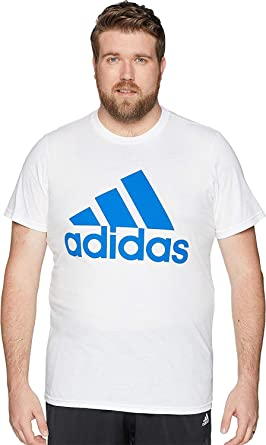 e643fcb84a adidas Men's Big & Tall Badge of Sport Classic Tee