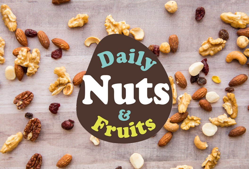 3 LB Daily Nuts FOUR Essential Mix (Almonds (Dry-Roasted), Cashews (Dry-Roasted), Walnuts, Macadamias) by Daily Nuts & Fruits (Image #1)