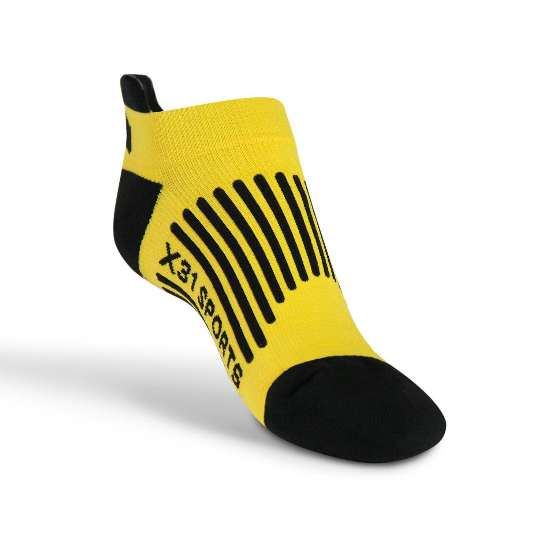 X31 Sports Low Cut Running Socks With