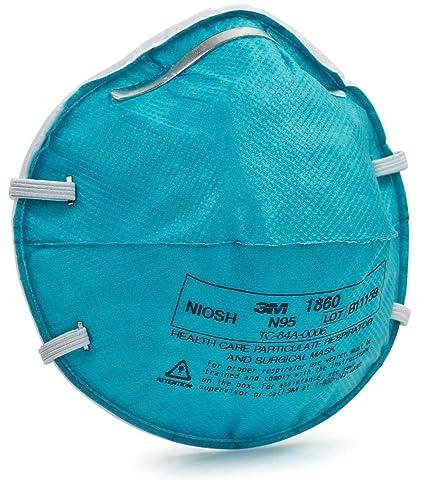 3M 1860 Medical Mask N95 390a68b9a2474