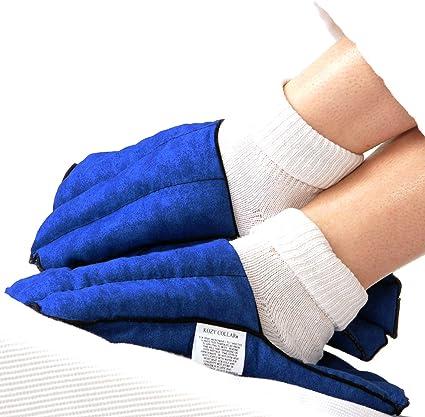Amazon.com: Kozy Collar pantuflas sin aroma para frí ...