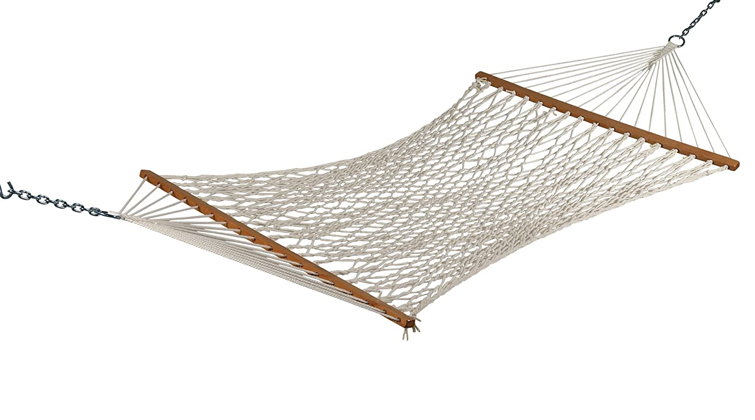 rope hammocks original cotton p single hammock island white pawleys ft
