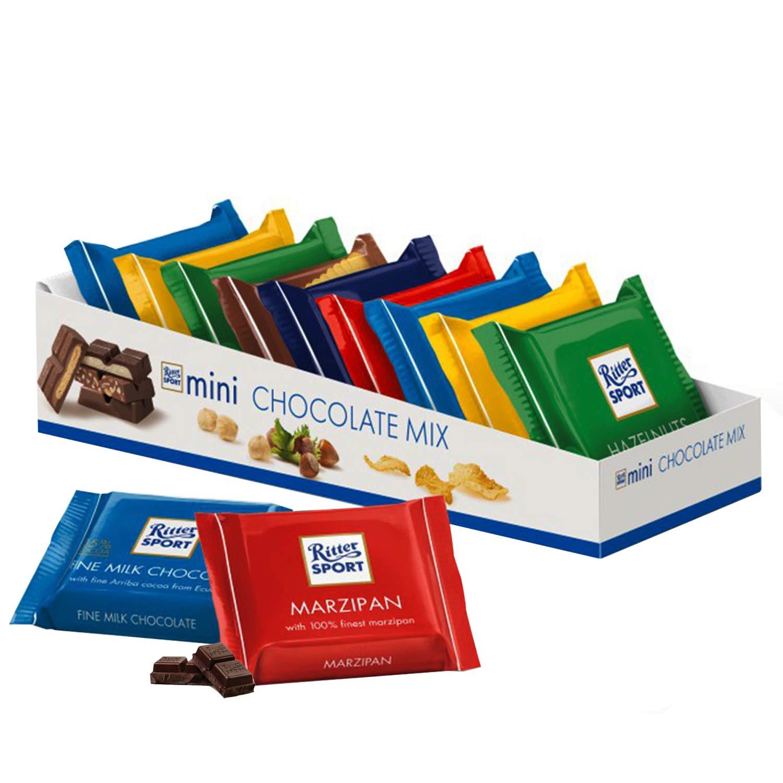 Ritter Sport Chocolate Minis 9 pcs box - 5.3 oz