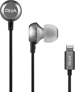 RHA MA650i Earbuds with Lightning Connector for Apple